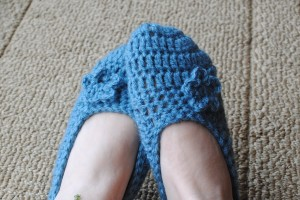 Fitted Slippers Crochet Pattern- FREE for a limited time