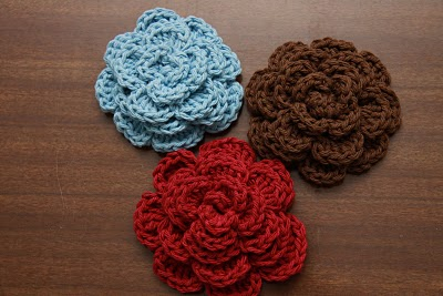 The Flower Repository - Cre8tion Crochet